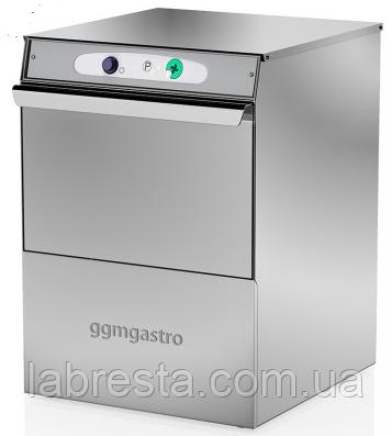 Машина посудомийна (стаканомоечная) GGM Gastro GLS210M, з помпою для зливу