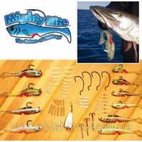Набор снастей для рыбной ловли Майти Байт (MIGTHTY BITE )