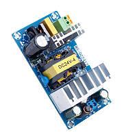 Блок питания 24 вольта 6 Ампер (4A длительной нагрузки) AC100-240v to DC 24v