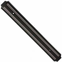Подвеска магнитная для ножей/инструментов 49 см чёрный/оранжевый