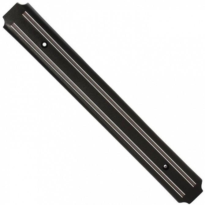 Подвеска магнитная для ножей/инструментов 49 см чёрный/оранжевый, фото 1