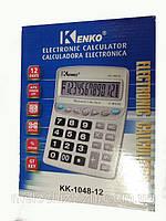 Калькулятор настольный  Kenko KK-1048-12 (Арт. 1048-12)