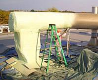 Утепление теплотрассы и теплоизоляция трубопроводов пенополиуретаном