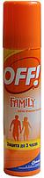 Защита от комаров OFF Family 100мл (Арт. 067)