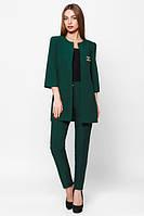 Женский   темно-зеленый  костюм Лада   Leo Pride  42-48 размеры