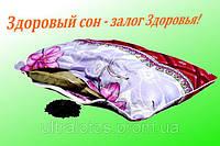 Ортопедическая подушка из лузги гречихи 40х60см
