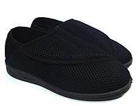 Мокасины женские  (36-40) 209 черный, фото 1