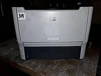 Лазерный принтер HP LaserJet P2015d пробег 319тис