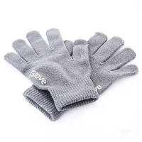 Перчатки для iРhone iGloves Светло-серые