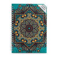 Sketchbook Индия Скетчбук 100г блокнот золотые узоры