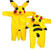 Боди детский ромпер Пикачу 19-24 мес Pikachu