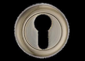 Накладка под цилиндр   бронза