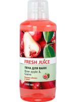 "Пена для ванн ""Fresh Juice"" Rose apple&Guava 1л"