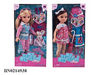 Кукла с комплектом одежды 88121 ТМ MAYLLA Model