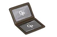 Обложка на Права, Тех паспорт, удостоверение Grande Pelle 20112005  шоколад