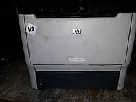 Лазерный принтер HP LaserJet P2015n пробег 119тис