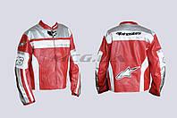 "Мотокуртка    ""ALPINESTARS""   (size:XXXL, красная)"