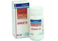 Леналид (Lenalid) леналидомид 25 мг, №30  (дженерик Revlimid)