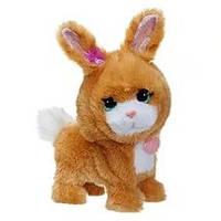 Новинка!! Милый интерактивный зайчик FurReal Friends Woodland Sparkle Bopsy My Bouncing Bun