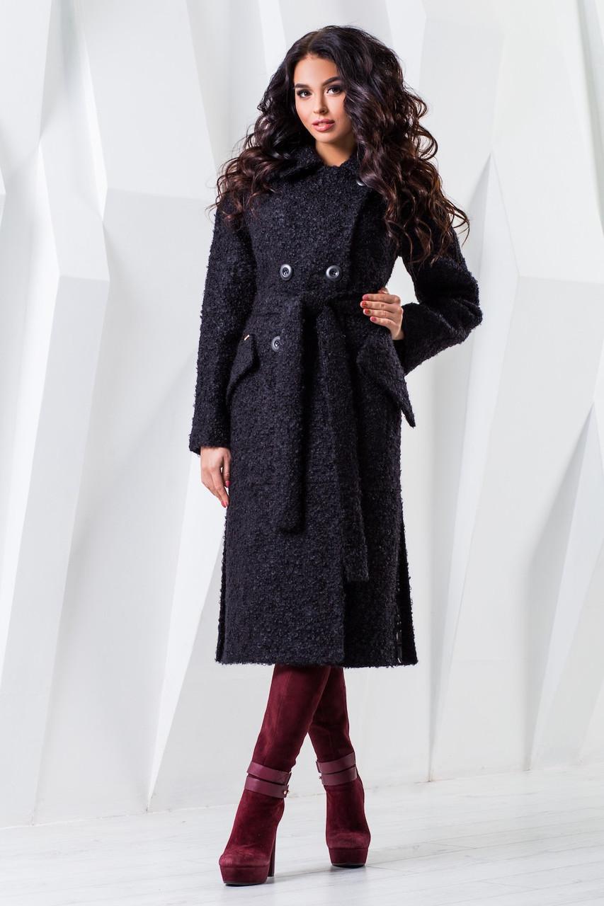 Пальто демисезонное шерстяное 983 Genziana 44–50р. в расцветках тон 21 - Интернет–магазин «Nona-style»     в Запорожской области