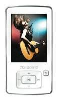 MP4-флэш плеер Transcend T-Sonic 870 8 GB White