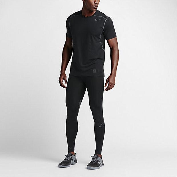 Термо-компрессионное белье Nike Pro Hypercool Fitted Crew Top