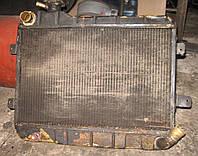 Радиатор охлаждения медный ВАЗ 2101 2102 2103 2104 2105 2106 2107 паяный