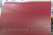 Профнастил двухсторонний для забора бордовый (RAL 3005) ,профнастил двухсторонний вишневый (РАЛ 3005)