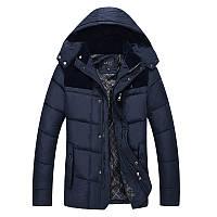 Мужская весенняя куртка. Мужской пуховик. Модель 4009, фото 1