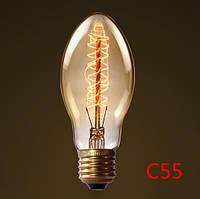 Лампочка Эдисона С55