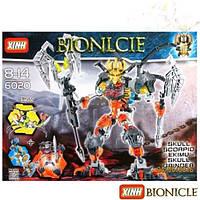 Конструктор Bionicle бионикл аналог Lego лего 3 в 1