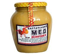 Карпатський мед - різнотрав'я(720мл)