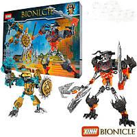Конструктор Bionocle Бионикл аналог Lego лего Создатель масок 70795
