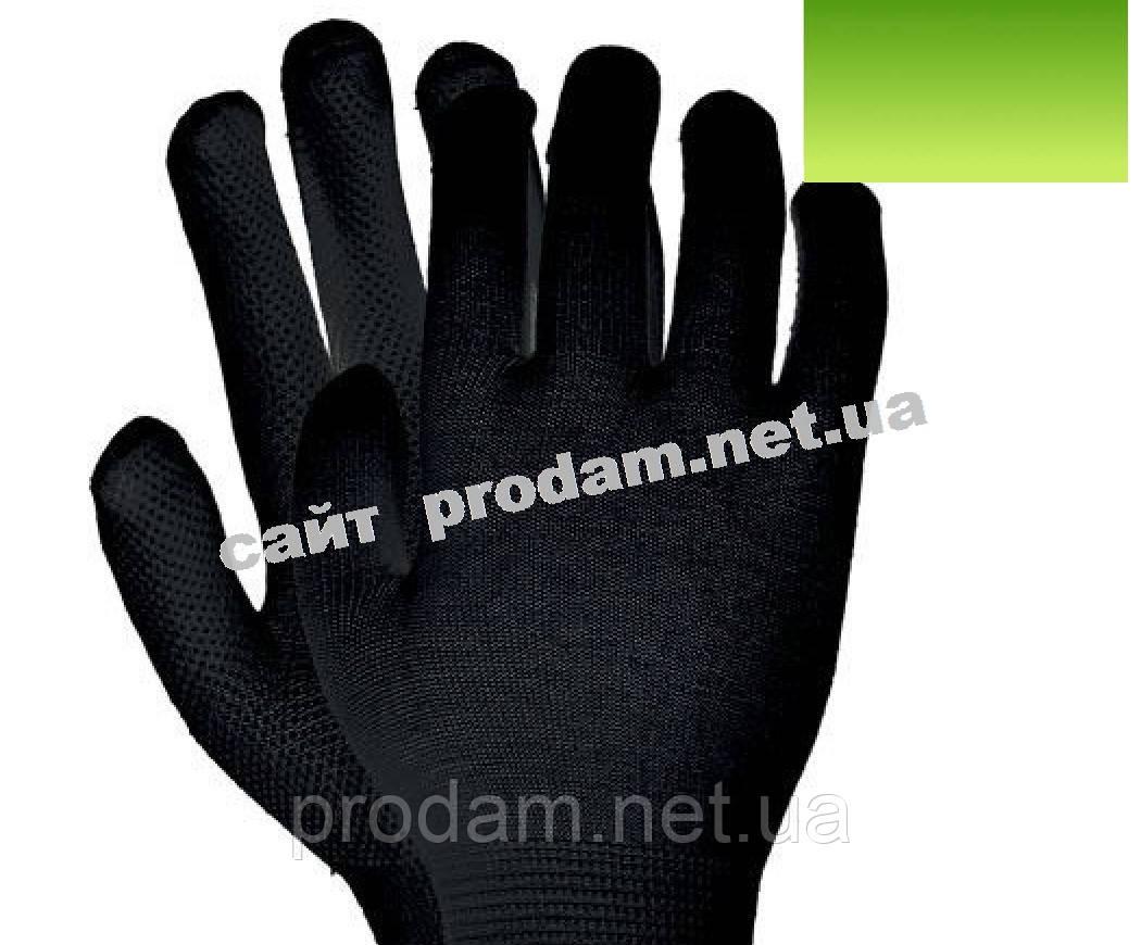 Перчатки их хлопка