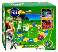 """Игровой набор """"Гараж"""" Поли Робокар (ROBOCAR POLI)"""