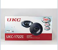 Автомобильная акустика колонки UKC TS 1722