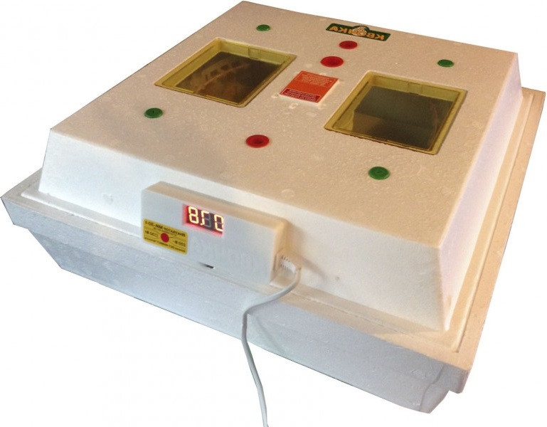 Инкубатор Квочка МИ-30-э (электронный, механический переворот)