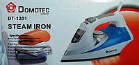 Утюг электрический Domotec DT-1201, 2000W, керамическая подошва Германия