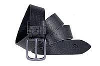 Мужской ремень под джинсы 120*4 Tela Grande Pelle 441612300 синий