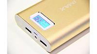 Портативный аккумулятор POWER BANK iMAX 10000 mAh с дисплеем