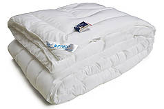 Одеяло лебяжий пух Руно микрофибра демисезонное 172х205 двуспальное