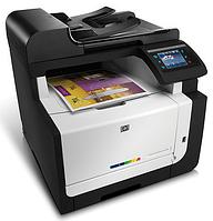 Цветное МФУ HP LaserJet Pro CM1415