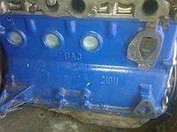 Блок цилиндров 21011 ВАЗ 2101 2102 2103 2104 2105 2106 2107 после проточки новые поршня