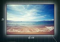 Картина с подсветкой Морское настроение 29х45
