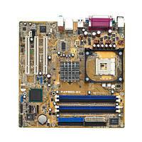 Материнская плата ASUS P4P800-MX i865PE, s478, б\у