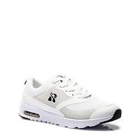 Женские стильные легкие удобные польские белые кроссовки Rapter B724