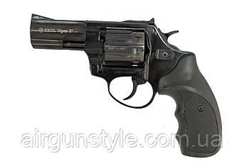 "Револьвер под патрон Флобера Ekol Viper 3"" (Black)"