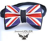 Бабочка с флагом Великобритании, фото 1