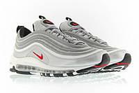 "Кроссовки мужские Nike Air Max 97 ""Silver Bullet"" серые"