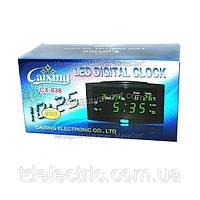 Часы сетевые VST CX 838
